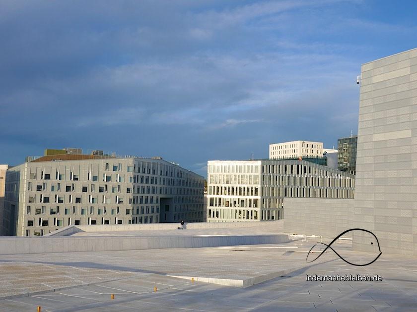 Eisberg Opernhaus Oslo
