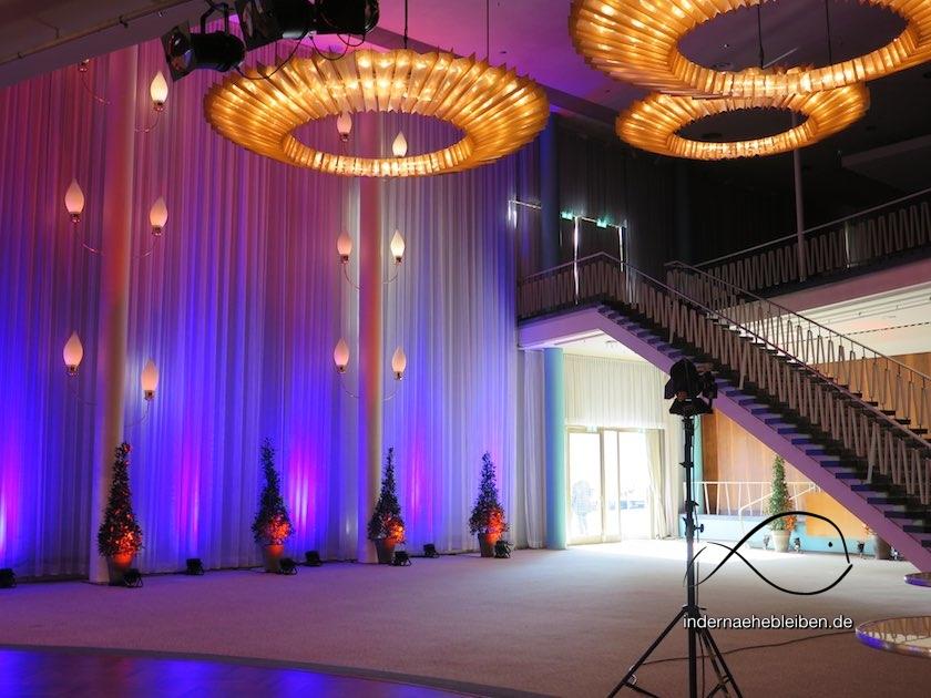 Berlin Funkturm Palais