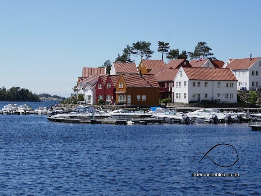 Norwegen Suedkueste