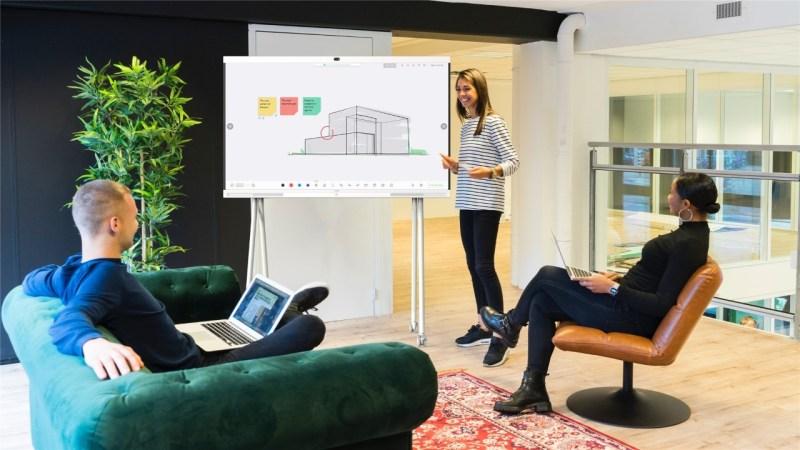 إطلاق نظام هواوي آيديا هاب المتطور لتوفير خدمات ذكية وشاملة للمكاتب ودعم التعاون بين فرق العمل