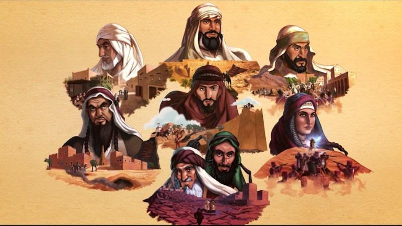 """مانجا للإنتاج ودارة الملك عبدالعزيز تطلقان """"العوجا"""" لعرض التاريخ السعودي بطريقة القصص المصورة"""