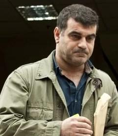 Greek Journalist Kostas Vaxevani after his arrest for exposing alleged tax cheats – Athens – Stathis Kalligeris | Demotix