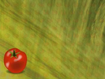 Tomato 02 Powerpoint Templates