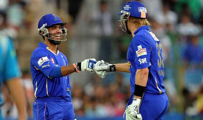 Operator and owner of a cricket team for participation in indian cricket tournaments. Rajasthan Royals Team in IPL 2014: List of RR Players