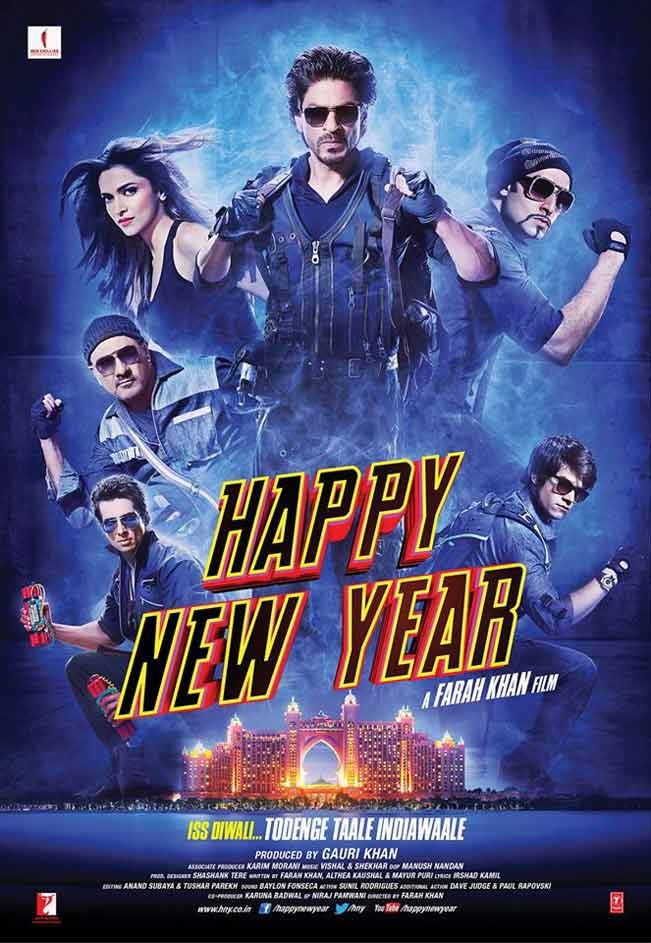 happy new year poster images