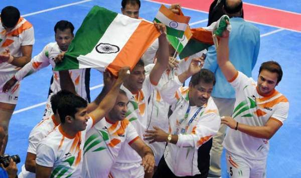 Asian Games 2014: Kabaddi gold helps India climb to eighth ...