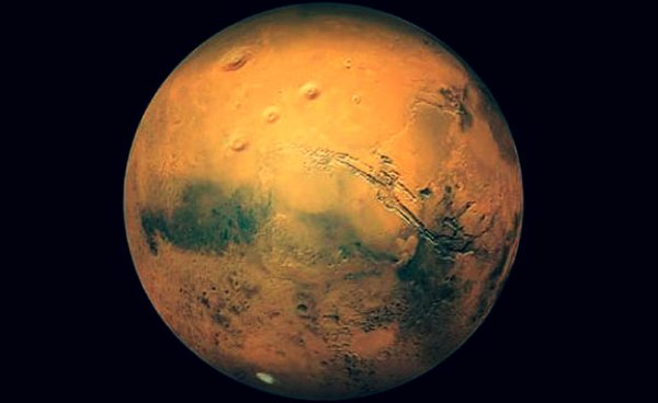 Top 5 interesting facts to know about the red planet 'Mars ...