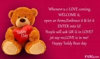 teddy day best quotes