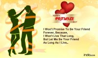 friend promise day