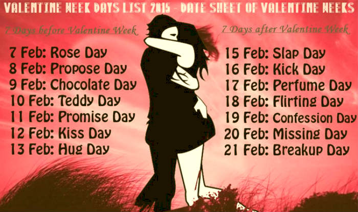 14 Order Valentines Day February Now