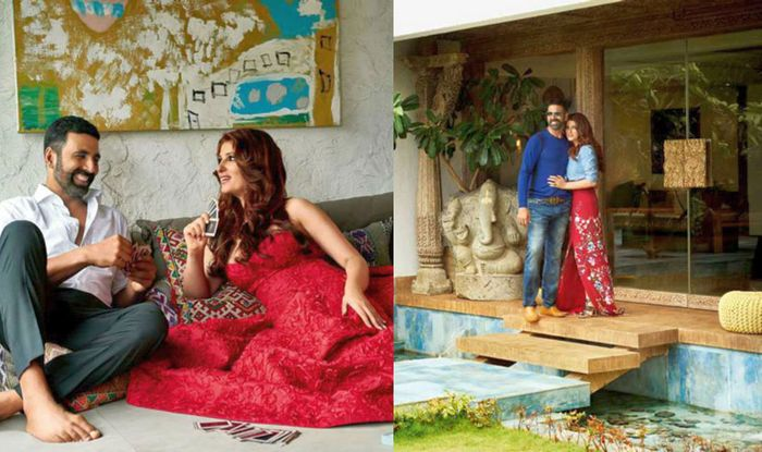 Soon, he surrenders after murdering the lover but as the case unfolds, it starts to reveal his hidden intention. WOW: Rustom star Akshay Kumar and Twinkle Khanna's home is
