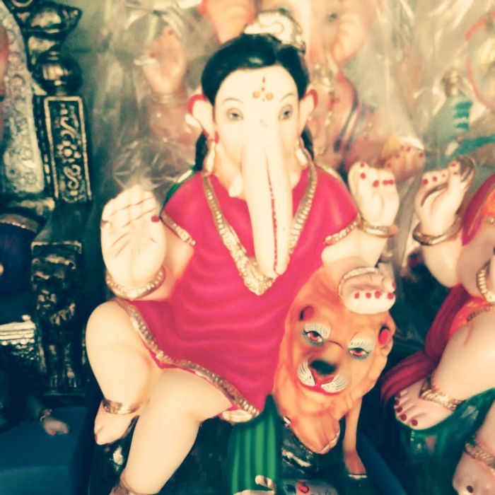 Ganpati idols