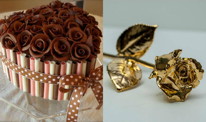 Rose Day 2017 Gift Ideas For Him Amp Her Chocolate Roses