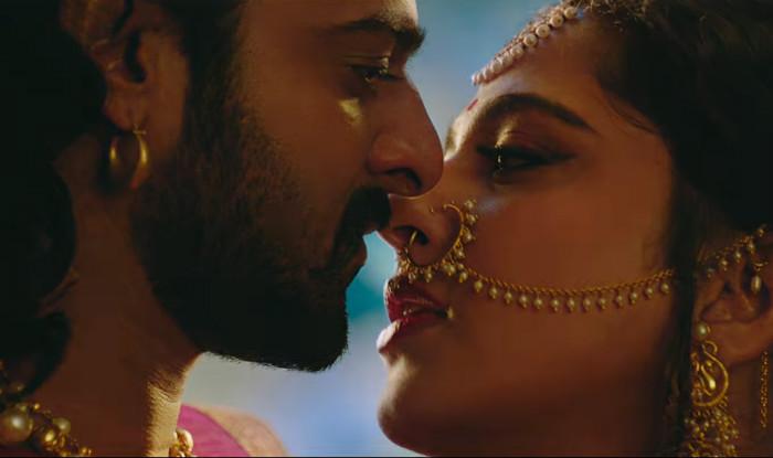 Image result for bahubali 2 prabhas anushka pics