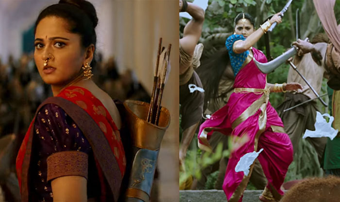 Image result for anushka shetty bahubali 2 arrows