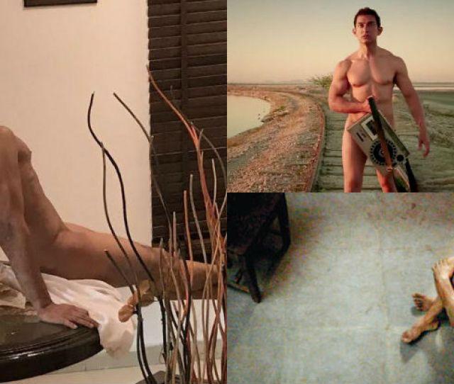 Shravan Reddy Goes Nude For Karma Joins Srk Aamir Khan In The List Of Bollywood