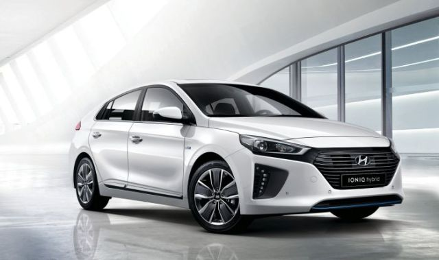 Hyundai Ioniq Hybrid Sedan