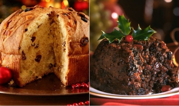 Traditional Christmas Recipe How To Make Christmas Pudding And Panettone Bread