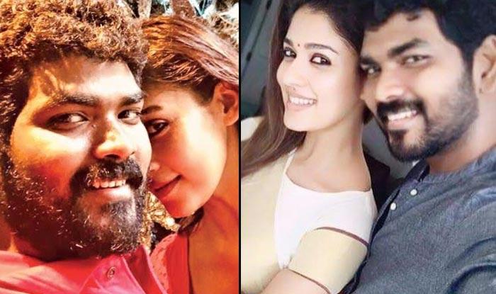 Nayanthara And Vignesh Shivans Valentines Day PDA Is