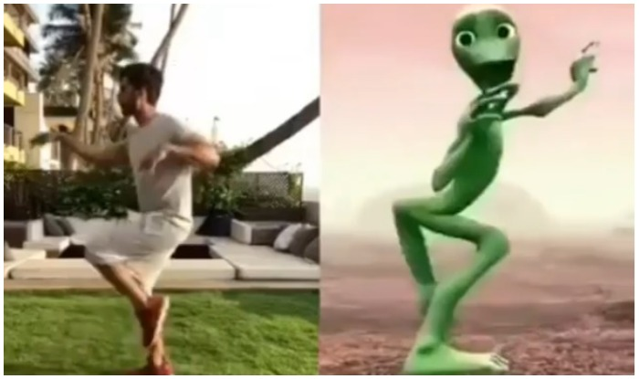 Shahid Kapoor Dancing To Dame Tu Co Sita Is The Best Thing