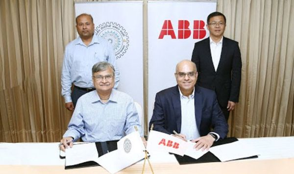 ABB Signs Power Distribution Agreement With IIT Roorkee ...