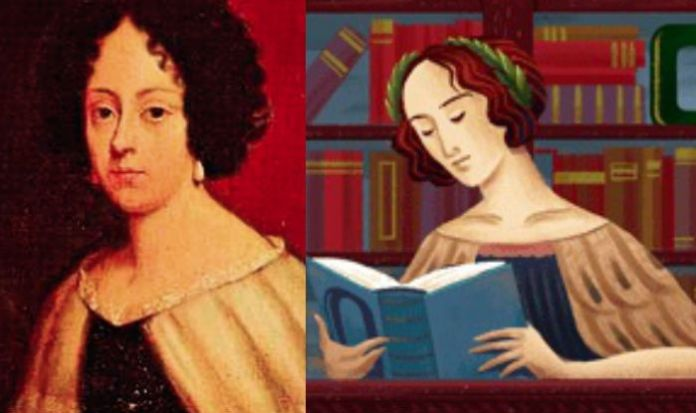 Who is Elena Cornaro Piscopia? Google Doodle Celebrate Elena Cornaro Piscopia 373rd Birthday