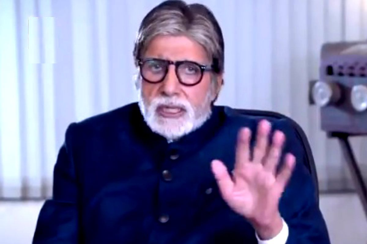 Amitabh Bachchan's Open Letter to Anonymous Trolls Who Have Been Wishing His Death