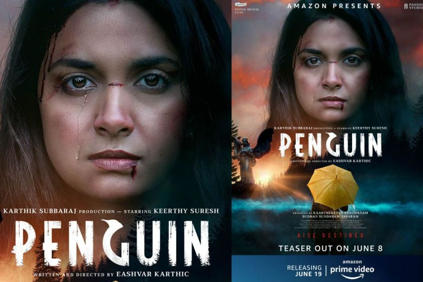 Download Penguin Web Series Full HD For Free Online on Tamilrockers and Other Torrent Site 1