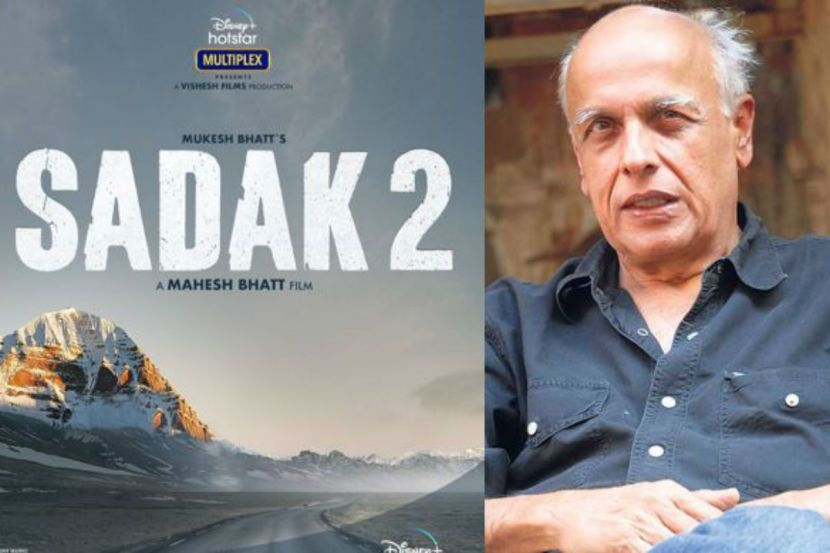 Sadak 2: As Mahesh Bhatt Releases Poster, Netizens Bash Him And Decide to Boycott Film 1