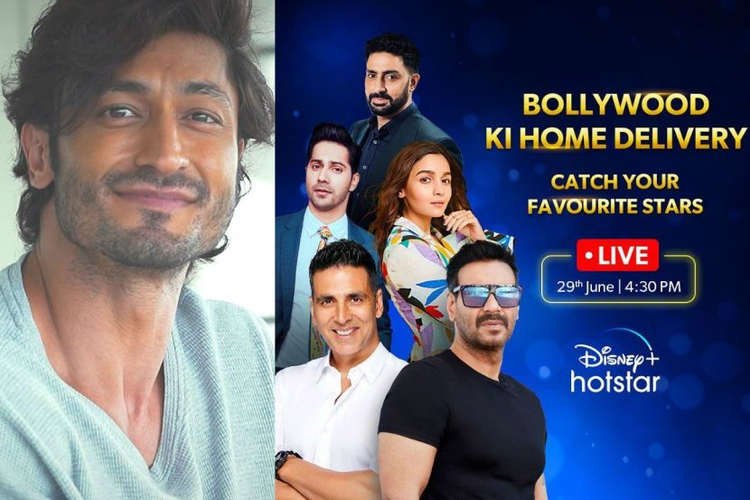 Vidyut Jammwal Objects to Not Being Invited to Represent His Film Khuda Hafeez in The 'Big' Disney+Hotstar Announcement 1