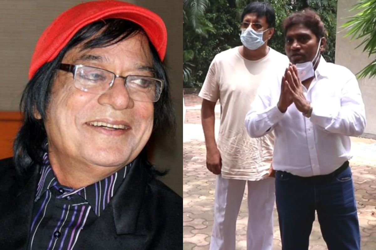 Jagdeep's Funeral: Johnny Lever Pays His Last Respects, Jaaved Jaferi-Naved Jafri Clicked 52