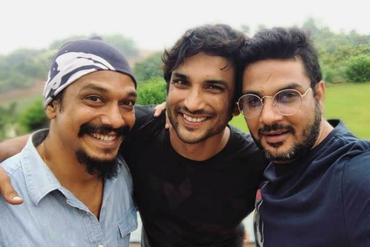 Sushant Singh Rajput's Friend Mahesh Shetty Shares Unseen Videos And Photos of His 'Hero' After Watching Dil Bechara