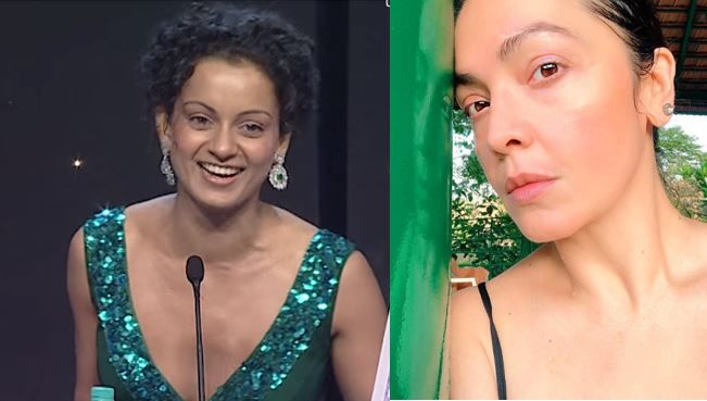 Twitter War: Pooja Bhatt Shares Old Video of Kangana Ranaut Thanking Mahesh Bhatt, Says 'Guess Videos Lie Too' 4