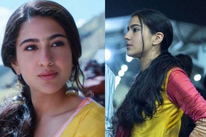 Atrangi Re: Sara Ali Khan's Look Will Remind You of Her Role in Sushant Singh Rajput's Kedarnath