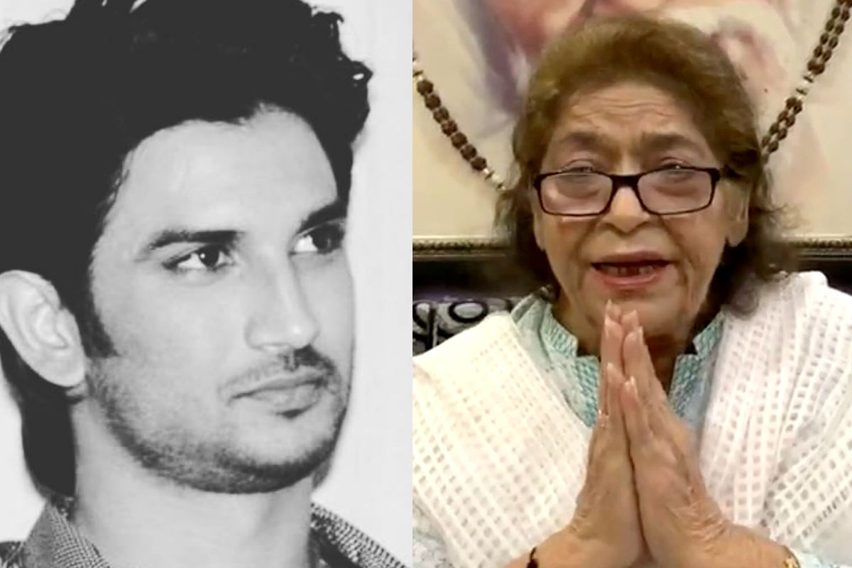 Saroj Khan Last Instagram Post, She Mourned Sushant Singh Rajput 97