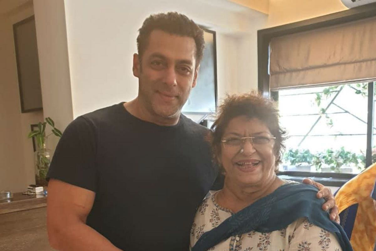 Saroj Khan's Daughter Sukaina on People Defaming Salman Khan: It's Wrong to be Negative, he Helped For my Son's Heart Surgery 56