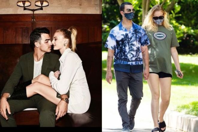 It's a Girl! Sophie Turner And Joe Jonas Welcome Their Newborn Named Willa