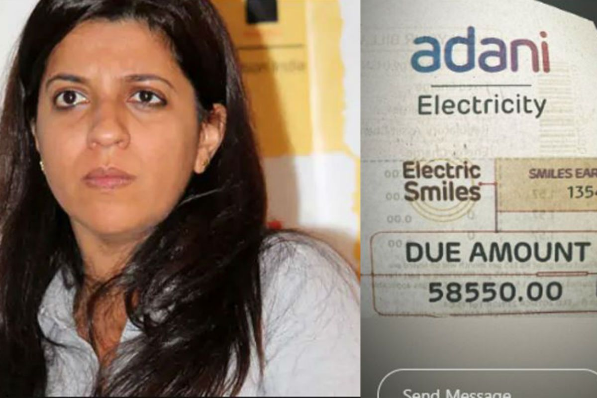 Zoya Akhtar Among Latest Celebrity to Complain of Inflated Power Bills, Receives Huge Bill of Rs 58,550 4