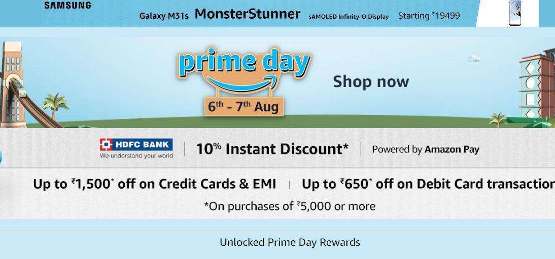 First Sale Amid Pandemic With Best Offers on iPhone, Sanitiser, Oximeter