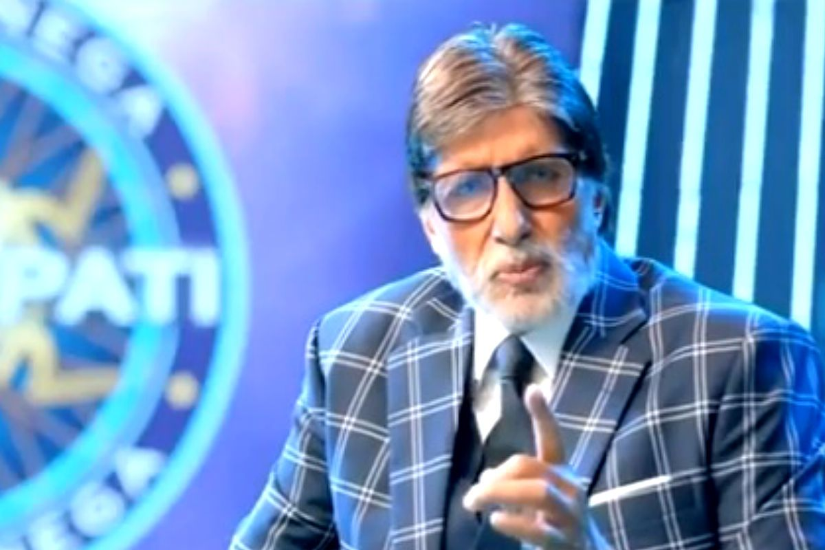 KBC 12 New Promo Out: Amitabh Bachchan Comes Back to 'Answer Every Setback'