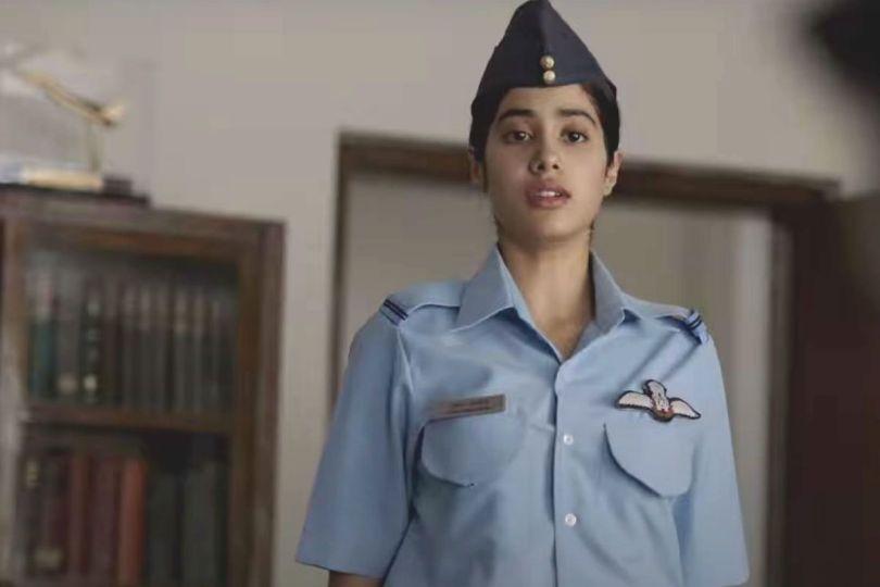 Janhvi Kapoor Looks Promising But Pankaj Tripathi Steals The Show In Trailer Of Netflix Film Gunjan Saxena The Kargil Girl Gadget Clock