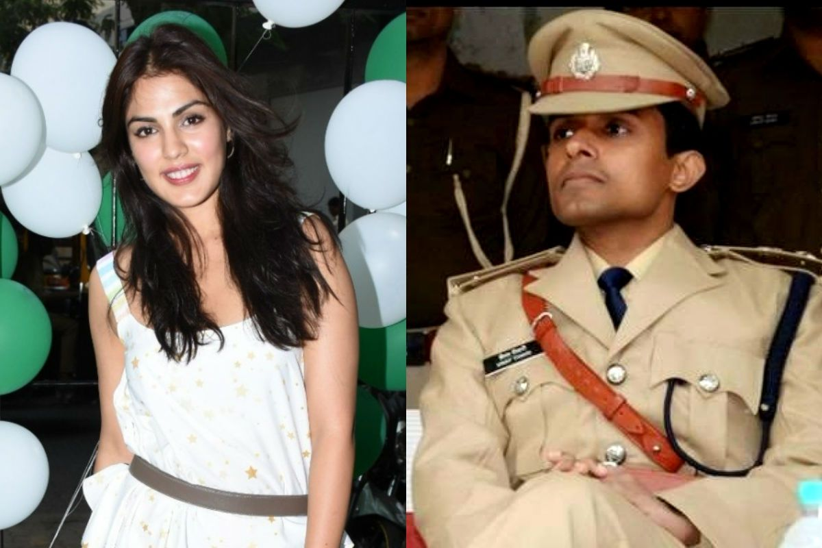 Bihar Police vs Mumbai Police: IPS Vinay Tiwari Released on Friday Morning by BMC