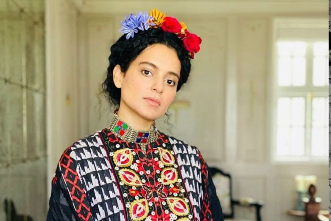 How Kangana Ranaut's Mere Tweet Becomes a National Issue: From PoK to Y+ in 4 days