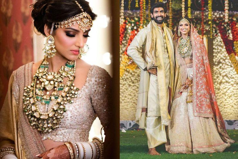 Rana Daggubati-Miheeka Bajaj Wedding: Bride's White Lehenga Grabs All The Eyeballs – See Viral Pics