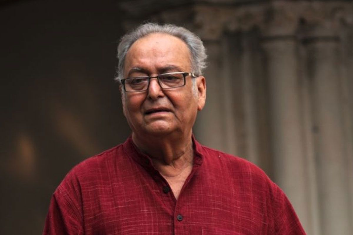 Soumitra Chatterjee's Health Condition Worsens, Put on Ventilator Support