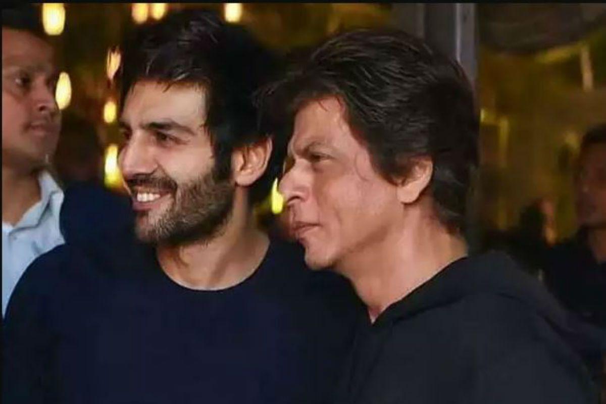 Shah Rukh Khan to Produce Rom-Com For Kartik Aaryan