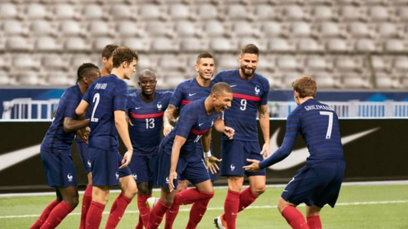 France (106.3k followers) live scores, lineups, video highlights, push notifications, player profiles. Euro 2020 Les Blues Names Their 26 Man Squad
