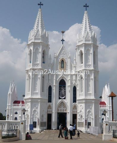 5 most famous Churches in India