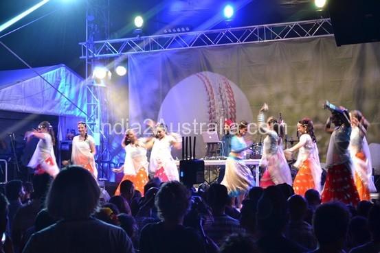 Indian Dance Performance at Sita Garden