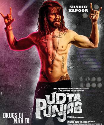 Udta Punjab Movie Screening details for Australia (Melbourne, Sydney, Perth, Brisbane, Adelaide)